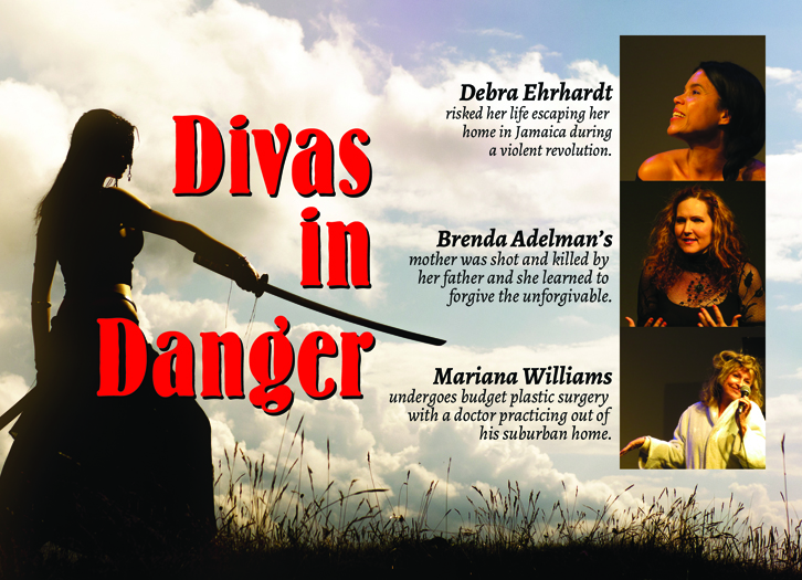 "AUX DOG NOB HILL:  ""DIVAS IN DANGER!"" ONE WEEKEND ONLY"