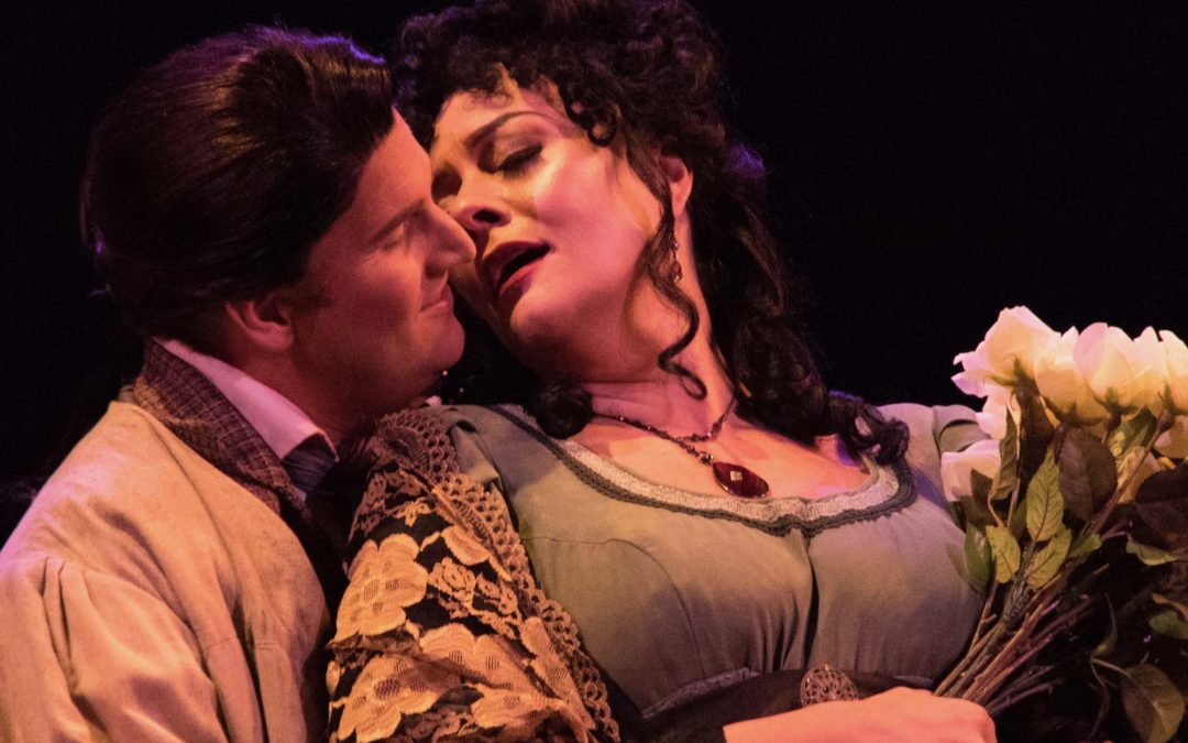 "OPERA SOUTHWEST: PUCCINI'S MASTERPIECE, ""TOSCA,"" running through November 4–Just two performances left!"