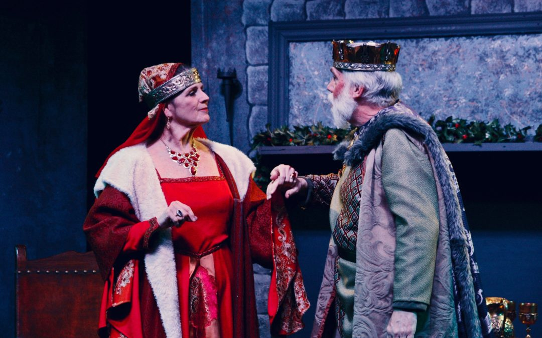 """ADOBE THEATER: our review of """"THE LION IN WINTER"""""""