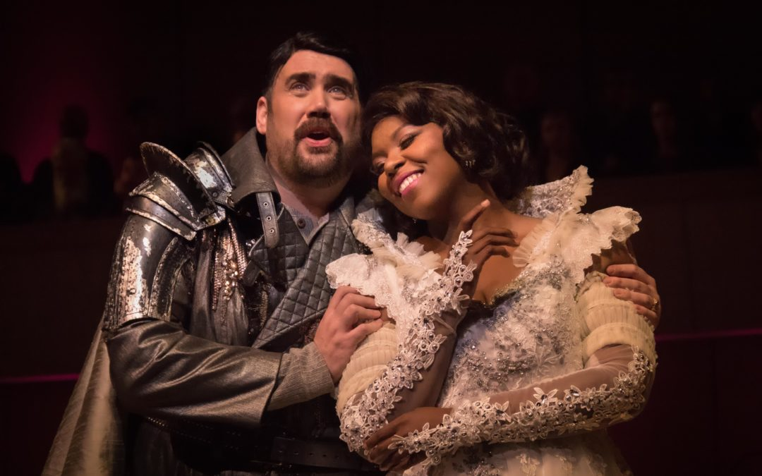 TRIUMPHANT WAGNER FROM OPERA SOUTHWEST